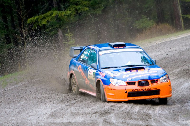 Crazy Leo Urlichich Martin Brady 2011 season Can-Jam Rally Team